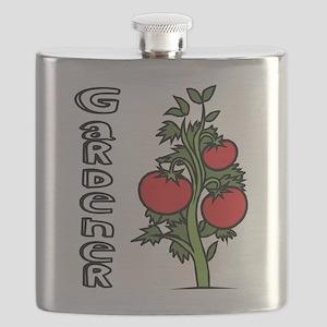 Tomato Gardener Flask