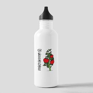 Tomato Gardener Stainless Water Bottle 1.0l