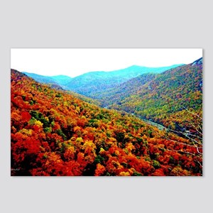 Through The Mountains Postcards (Package of 8)