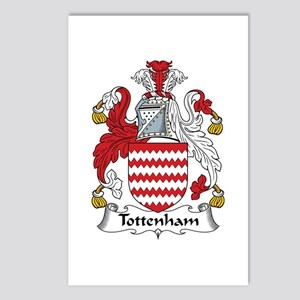 Tottenham Postcards (Package of 8)
