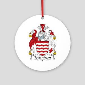 Tottenham Ornament (Round)