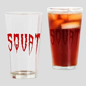 Squat Drinking Glass