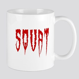 Squat Mugs