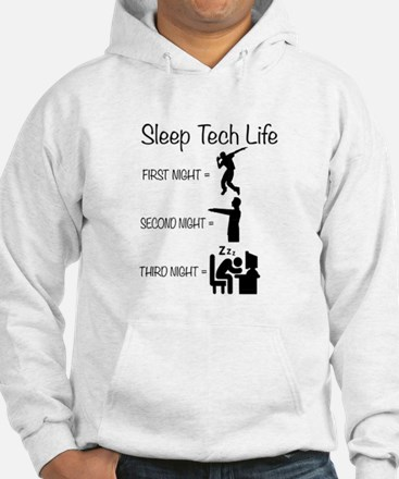 The Life Of A Sleep Tech Sweatshirt