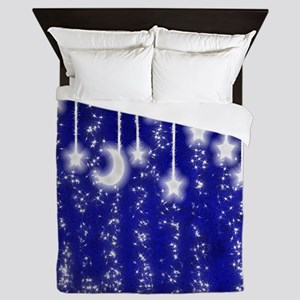 Star Dust Queen Duvet