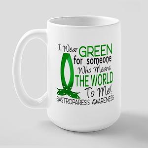 Gastroparesis Means World to Me 1 Large Mug