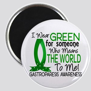 Gastroparesis Means World to Me 1 Magnet