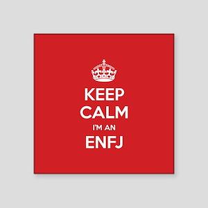 Keep Calm Im An ENFJ Sticker