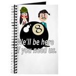 Behind the 8 Ball Journal