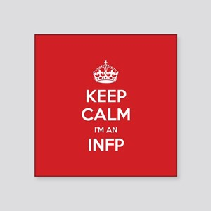 Keep Calm Im An INFP Sticker