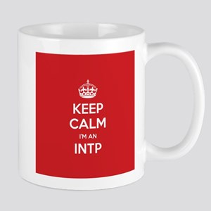 Keep Calm Im An INTP Mugs