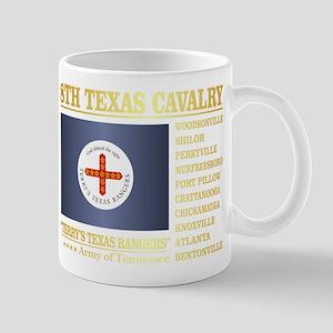 8th Texas Cavalry (BH2) Mugs
