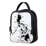 phislandsDarkonLtcrop Neoprene Lunch Bag