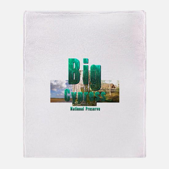ABH Big Cypress Throw Blanket