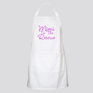 Mimi To The Rescue Apron