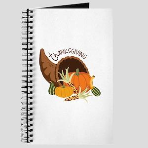 Thanksgiving Journal