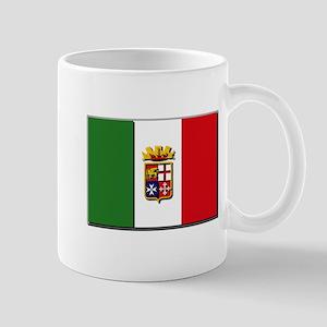 Italian Naval Ensign Flag Mug