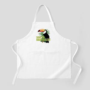 Save The Rainforest BBQ Apron