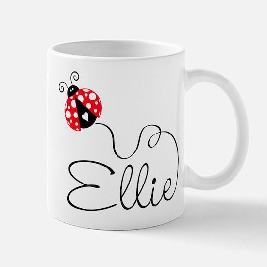 Ladybug Ellie Mugs
