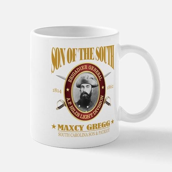 General Maxcy Gregg Mugs