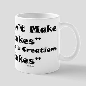 God Doesn't Make Mistakes Mug