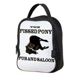 The Pissed Pony Neoprene Lunch Bag