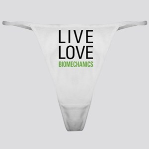 Live Love Biomechanics Classic Thong