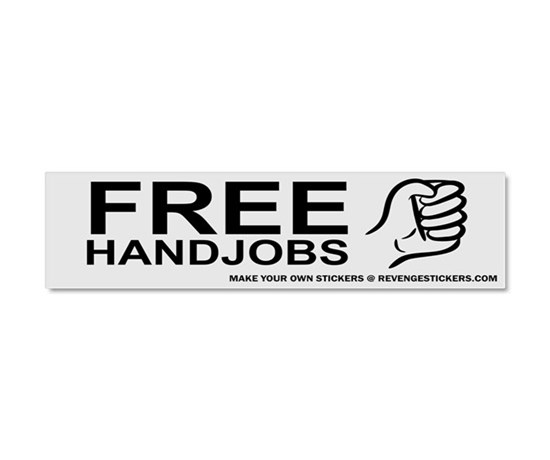 Funny free funny car magnet 10 x 3