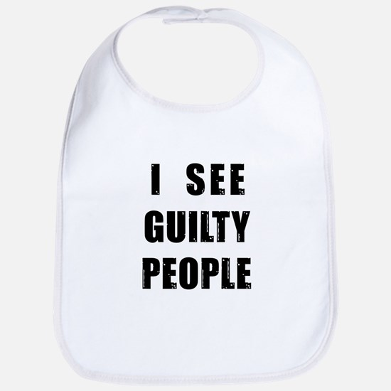 See Guilty People Bib
