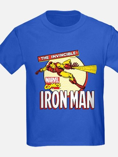 Iron Man Action T
