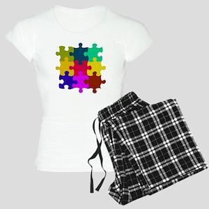 Puzzled? Women's Light Pajamas