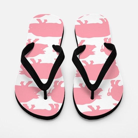 Cute Barbeque Flip Flops
