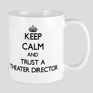 Keep Calm and Trust a aater Director Mugs