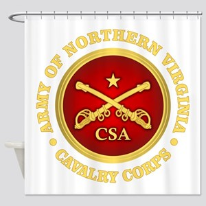 Army of Northern Virginia Cavalry Corps Shower Cur
