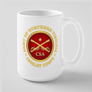 Army of Northern Virginia Cavalry Corps Mugs