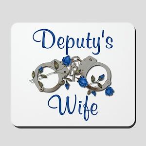 Deputy's Wife Mousepad