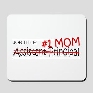 Job Mom Asst Principal Mousepad