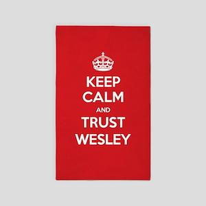 Trust Wesley 3'x5' Area Rug