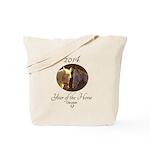 Horse Theme Design #64000 Tote Bag