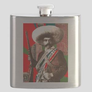 Viva Zapata Flask