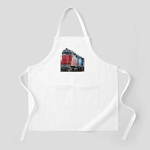Train Duvet 1 Apron