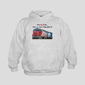 This is My Train BEST Hoodie