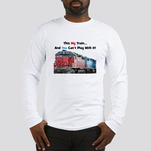 This is My Train BEST Long Sleeve T-Shirt