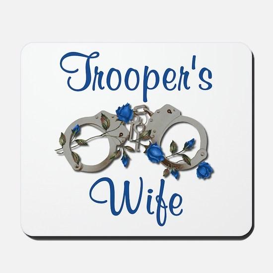 Trooper's Wife Mousepad