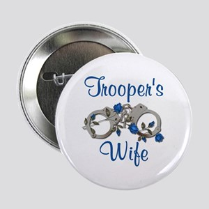 Trooper's Wife Button