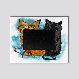 Crazy Love Cats Picture Frame