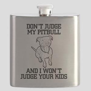 Pitbull Flask