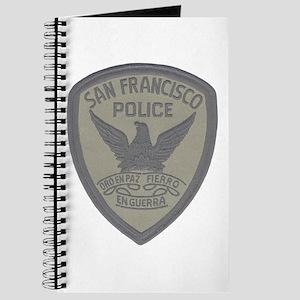 SFPD SWAT Journal