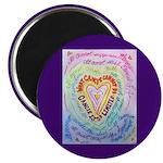 Rainbow Heart Cancer 2.25