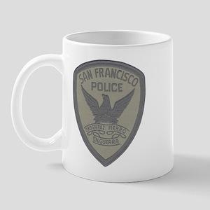 SFPD SWAT Mug
